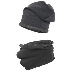 Komin i czapka komplet