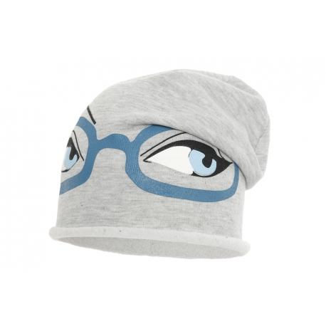 Czapka okulary.Dziecięca