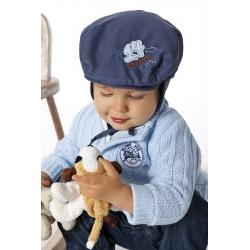 czapka chłopięca ocieplana op-46